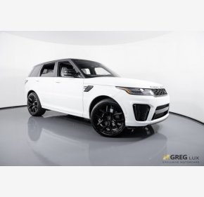 2019 Land Rover Range Rover Sport for sale 101155697