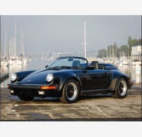1989 Porsche 911 Carrera Cabriolet for sale 101155701