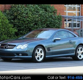 2004 Mercedes-Benz SL500 for sale 101155727