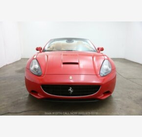 2010 Ferrari California for sale 101155736