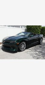 2015 Chevrolet Camaro SS Convertible for sale 101155752