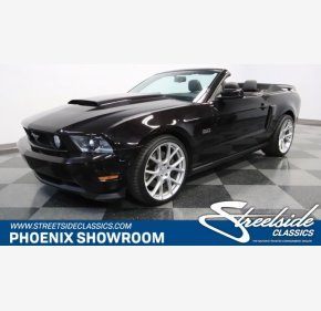 2012 Ford Mustang GT Convertible for sale 101155775