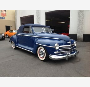 1948 Plymouth Other Plymouth Models for sale 101155780