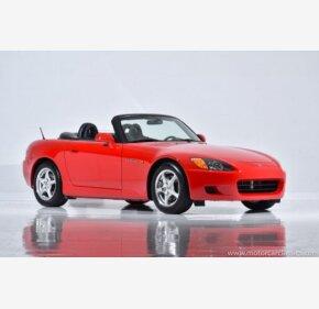 2001 Honda S2000 for sale 101155817
