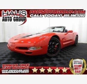 2001 Chevrolet Corvette Convertible for sale 101155835
