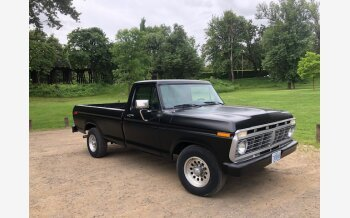 1975 Ford F250 2WD Regular Cab for sale 101155850