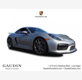 2016 Porsche Cayman GT4 for sale 101156046