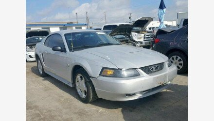 2004 Ford Mustang Coupe for sale 101156116