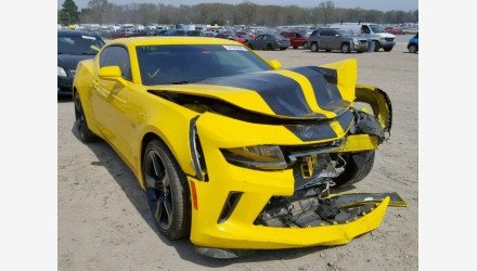 2017 Chevrolet Camaro LT Coupe for sale 101156122