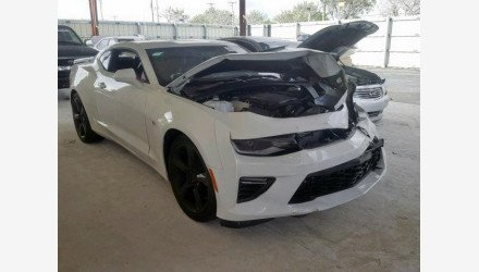 2018 Chevrolet Camaro SS Coupe for sale 101156130
