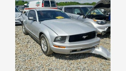 2007 Ford Mustang Coupe for sale 101156158
