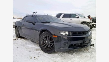 2014 Chevrolet Camaro LS Coupe for sale 101156183