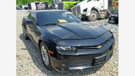 2015 Chevrolet Camaro LS Coupe for sale 101156187