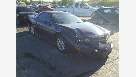 2000 Chevrolet Camaro Coupe for sale 101156201