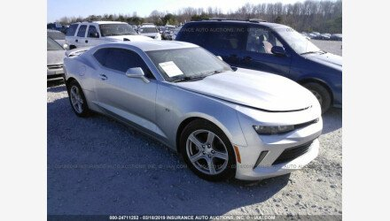 2017 Chevrolet Camaro LT Coupe for sale 101156210