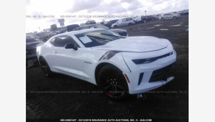 2018 Chevrolet Camaro LT Coupe for sale 101156214