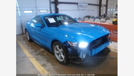 2017 Ford Mustang Coupe for sale 101156225