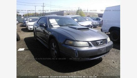 2004 Ford Mustang GT Coupe for sale 101156275