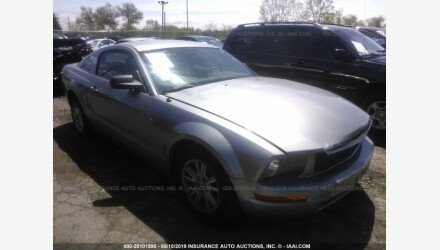 2008 Ford Mustang Coupe for sale 101156324