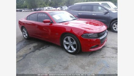 2016 Dodge Charger R/T for sale 101156379