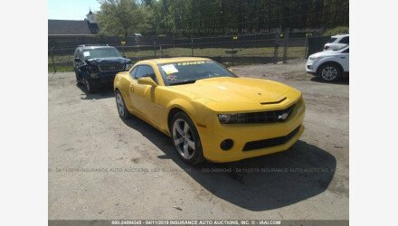 2010 Chevrolet Camaro SS Coupe for sale 101156391