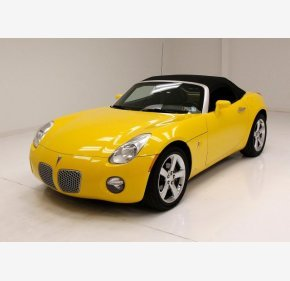 2007 Pontiac Solstice Convertible for sale 101156397
