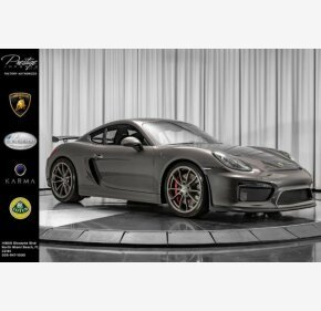 2016 Porsche Cayman GT4 for sale 101156398