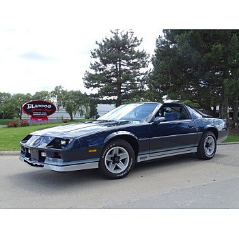 1982 Chevrolet Camaro Coupe for sale 101156401