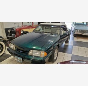 1990 Ford Mustang LX V8 Convertible for sale 101156409