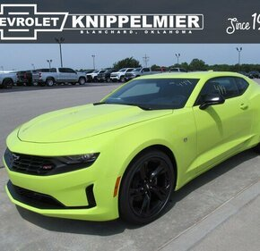 2019 Chevrolet Camaro LT Coupe for sale 101156433