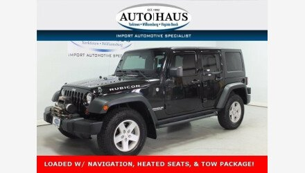 2011 Jeep Wrangler 4WD Unlimited Rubicon for sale 101156442