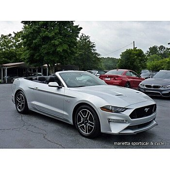 2018 Ford Mustang GT Convertible for sale 101156461