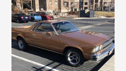 1979 Chevrolet El Camino for sale 101156499