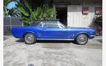 1966 Ford Mustang Convertible for sale 101156508