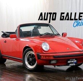 1988 Porsche 911 Carrera Cabriolet for sale 101156512