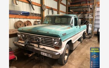 1967 Ford F250 for sale 101156515