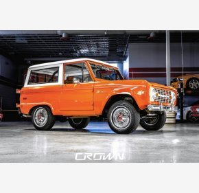 1972 Ford Bronco for sale 101156536