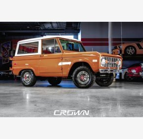 1975 Ford Bronco for sale 101156537