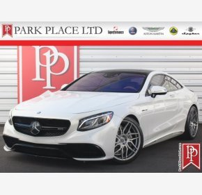 2015 Mercedes-Benz S63 AMG 4MATIC Coupe for sale 101156538