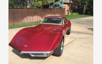 1970 Chevrolet Corvette Coupe for sale 101156544