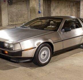1981 DeLorean DMC-12 for sale 101156545