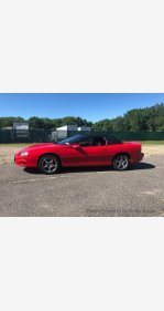2000 Chevrolet Camaro Z28 Convertible for sale 101156563