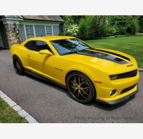 2010 Chevrolet Camaro SS Coupe for sale 101156568