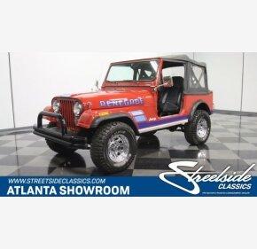 1983 Jeep CJ 7 for sale 101156570
