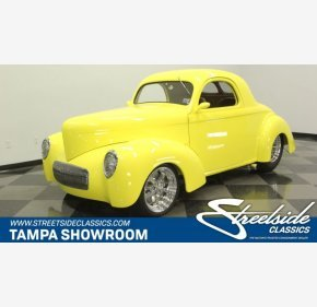 1941 Willys Other Willys Models for sale 101156597