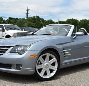 2007 Chrysler Crossfire Limited Convertible for sale 101156598