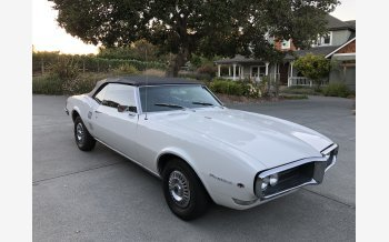 1968 Pontiac Firebird Convertible for sale 101156620