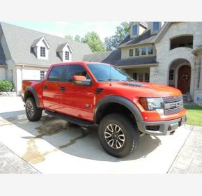 2012 Ford F150 4x4 Crew Cab SVT Raptor for sale 101156650