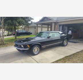 1970 Ford Mustang Fastback for sale 101156675