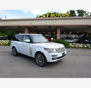 2015 Land Rover Range Rover Autobiography for sale 101156677